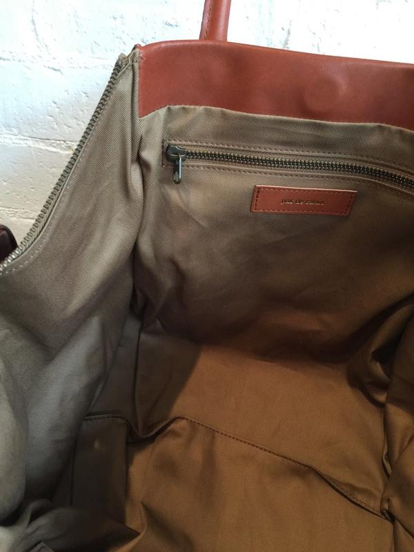 Pas de Calais Henry Cuir Large Leather Purse