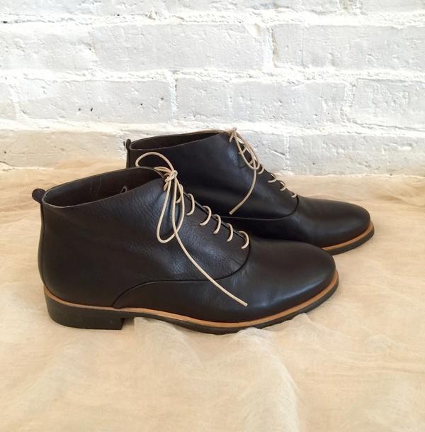 Coclico Pagoda Moka Boot - Black