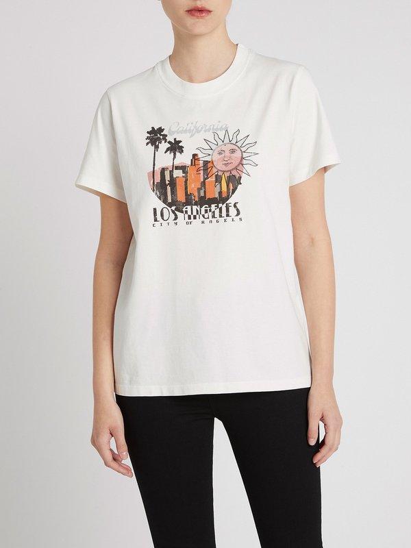 IRO Losan Tee shirt - White