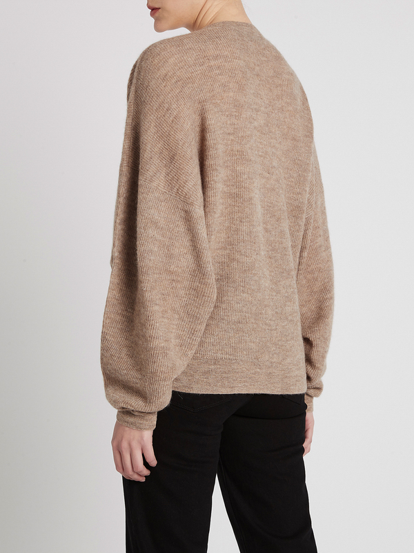 IRO Electra Sweater - Mixed Taupe