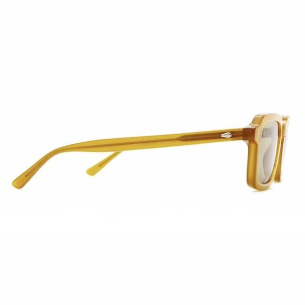 Crap Eyewear The Heavy Tropix Glasses - Agave/Polarized Olive
