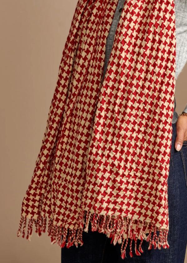 Bellerose Serane Wool Scarf