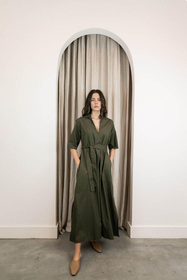 Xirena Ryann Dress - Moss