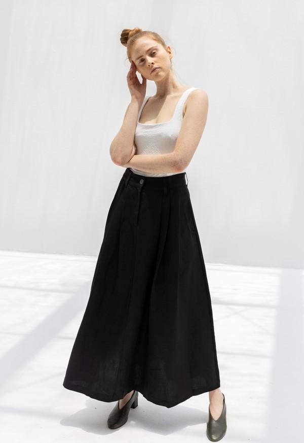 Mara Hoffman Tulay Skirt - Black
