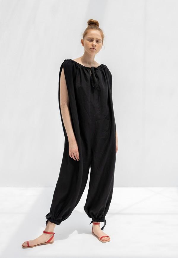 Mara Hoffman Fifi Jumpsuit - Black