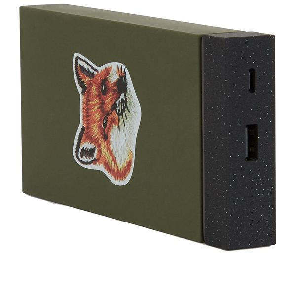 Maison Kitsuné Native Union Jump + Wireless Powerbank - Khaki