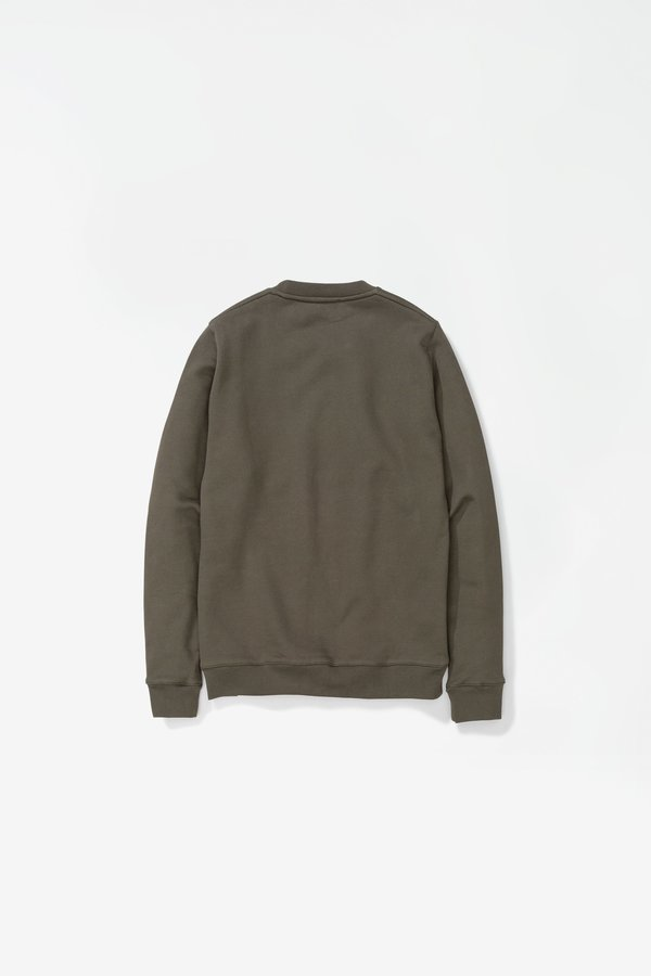 Norse Projects Vagn Classic Crew Sweatshirt - Ivy Green