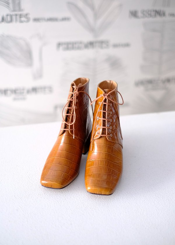 About Arianne Gabriel Boot - Brown Coco