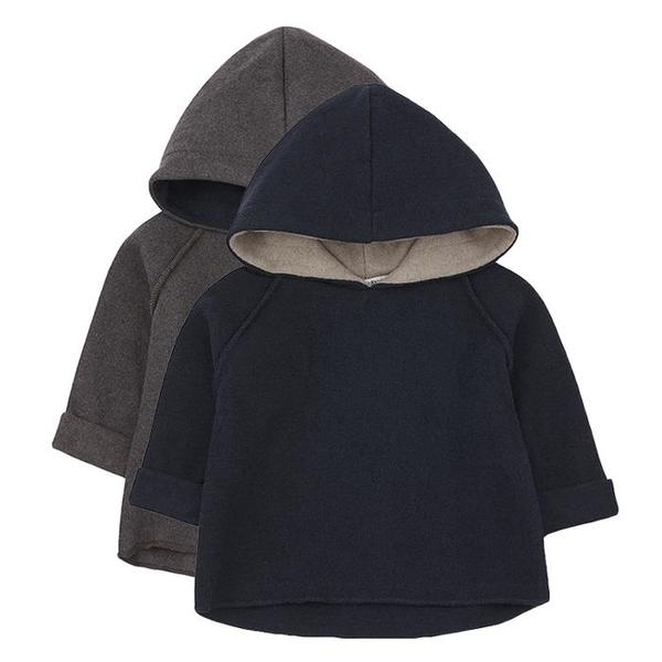 KIDS 1+ In The Family Baby And Child Caro Sweatshirt With Hood