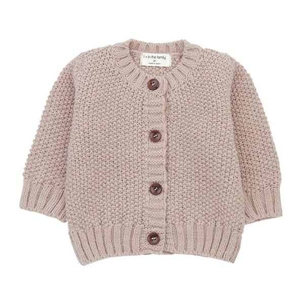 Kids 1+ In The Family Furka Textured Knit Sweater