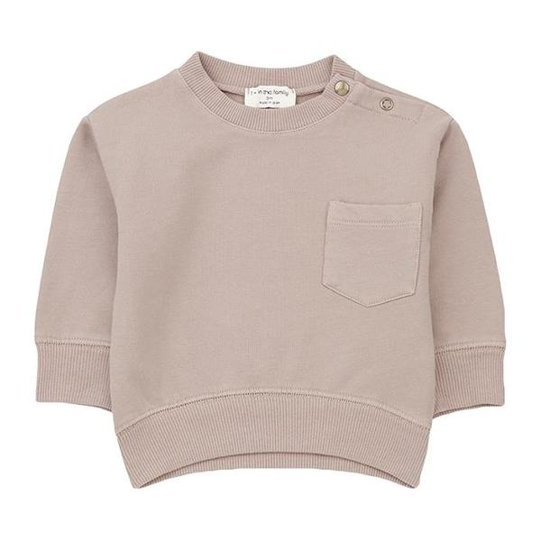 Kids 1+ In The Family Salardu Sweatshirt - Pink