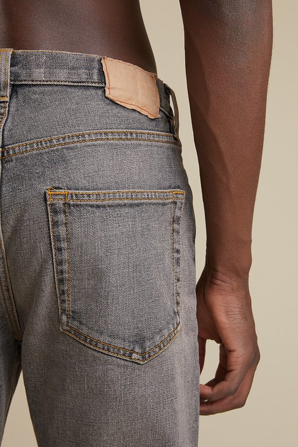 Jeanerica Tapered 5 pocket jeans - ivy 80s super used