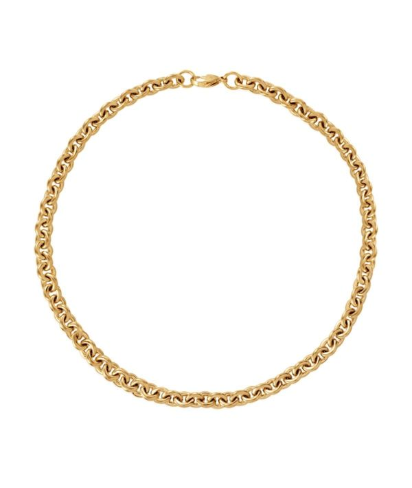 Ellie Vail Jewelry Brenna Rolo Chain Necklace