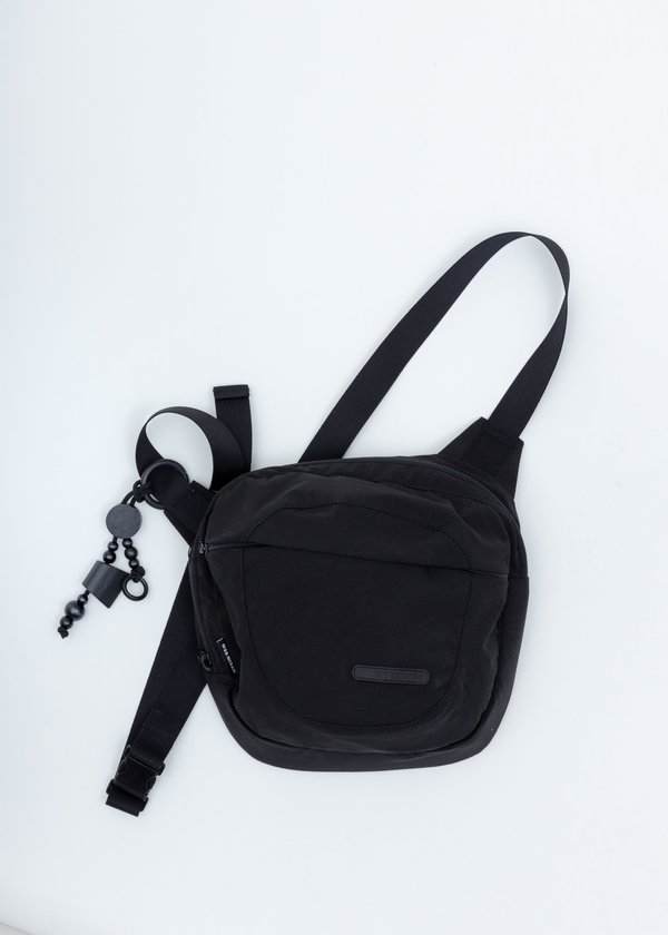Hyein Seo Logo Cross Bag - Black