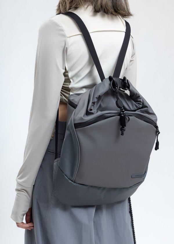 Hyein Seo Nylon Backsack - Grey