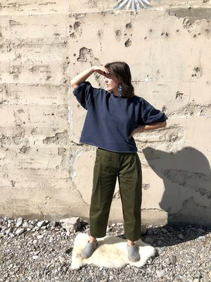 Rachel Comey Fond Sweatshirt - Slate