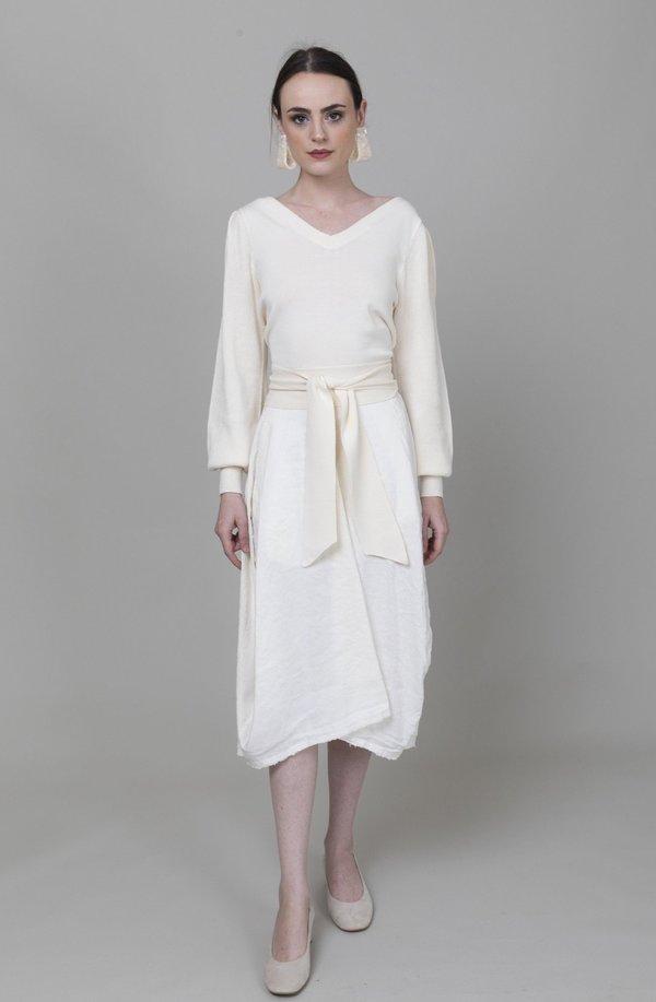 Merlette Phillimore Sweater - Ivory