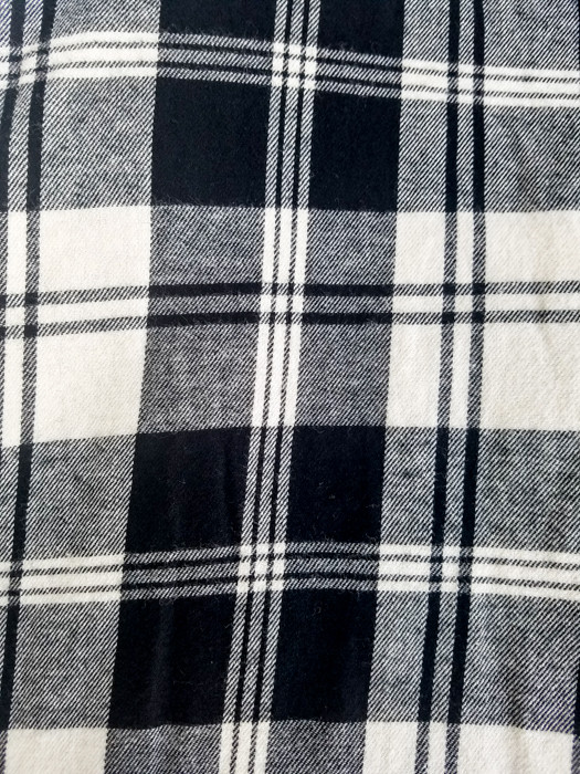 Esby DARCY SHIRT DRESS - PLAID