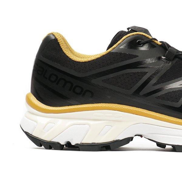SALOMON ADVANCED XT-6 FOR FUMITO GANRYU SNEAKER - BLACK/ARROWWOOD/WHITE