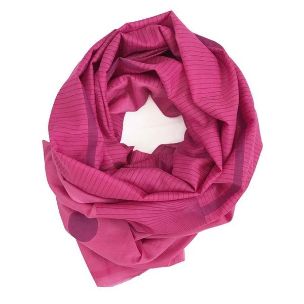 Block Shop Textile Fan Scarf