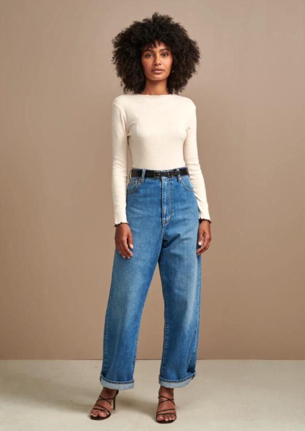 Bellerose Niba Shirt - Cream