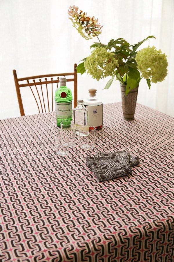 Erica Tanov tablecloth - 1965