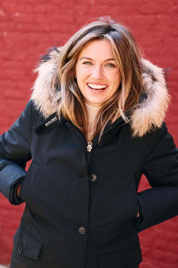 Woolrich Arctic Parka Black Fur