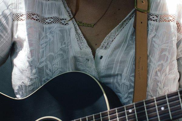 Noah Marion Guitar Strap