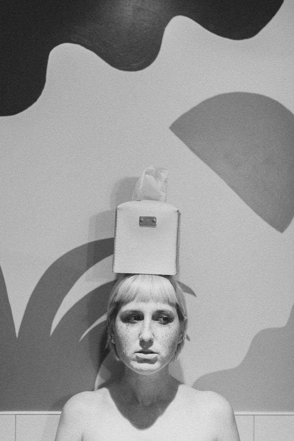 Noah Marion Tissue Box