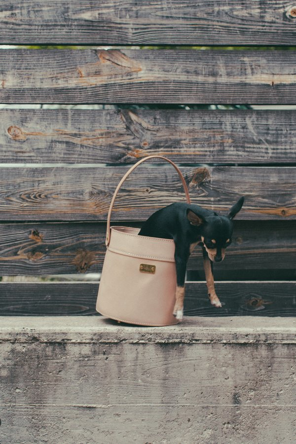 Noah Marion Willie BUCKET BAG