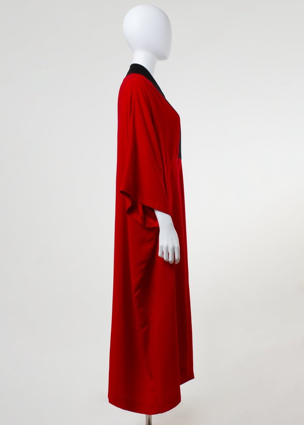 Unisex complexgeometries lito dress - red