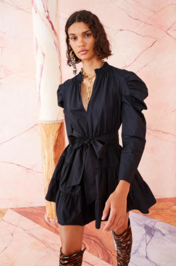 Ulla Johnson Naima Dress - Noir