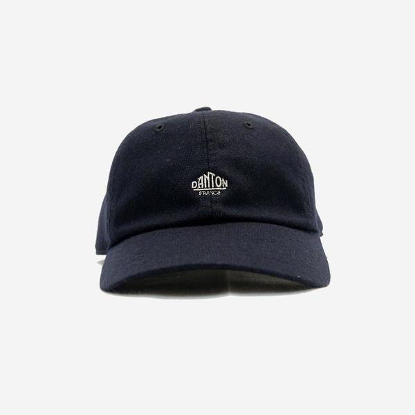 Danton Washable Wool Cap - Navy