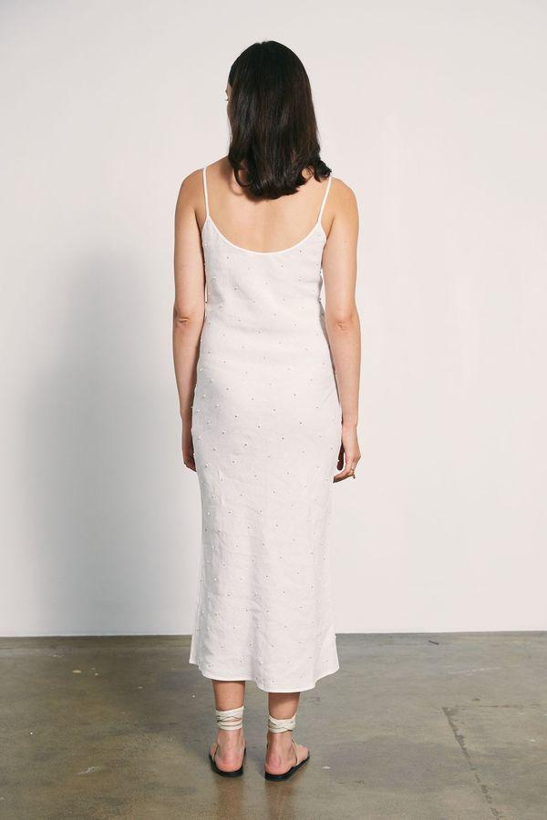 MARLE Leon Dress - Ivory