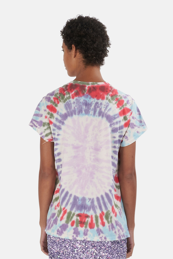 MadeWorn Greatful Dead It's Worth The Trip Tee - Tie Dye