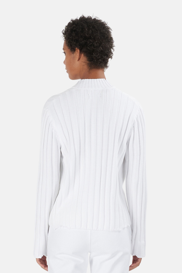 RtA Abigail Sweater - White