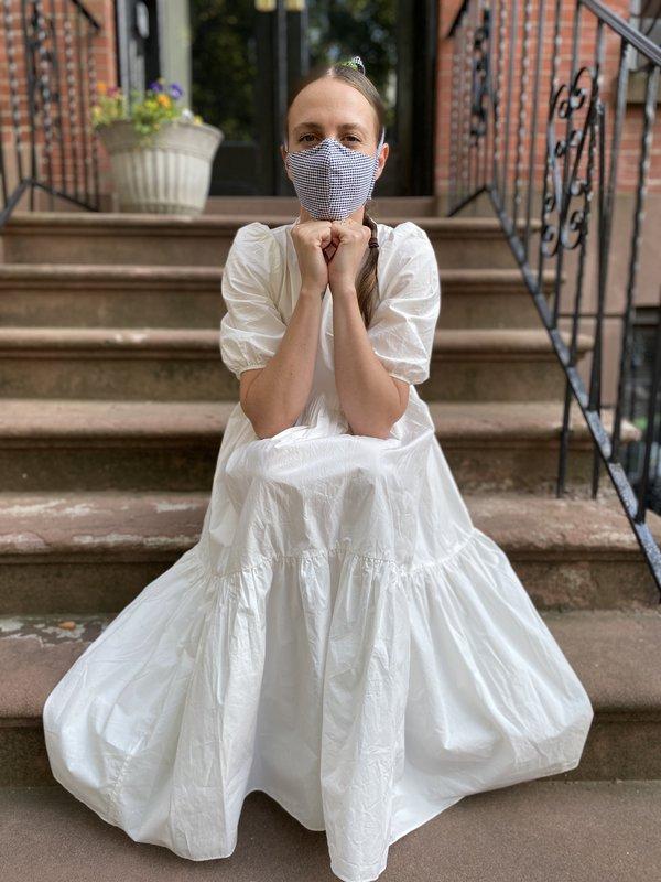 Tony Shirtmakers Cotton Face Mask Small
