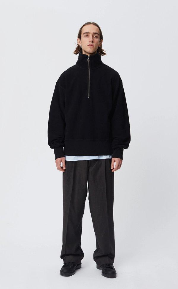 mfpen Chaser half zip - black