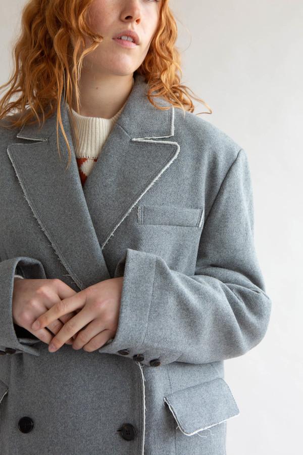 WOLF & GYPSY VINTAGE Standalone Oversized Blazer