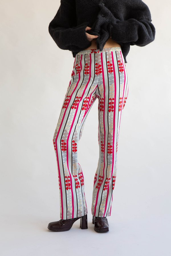 WOLF & GYPSY VINTAGE Pucci Trousers