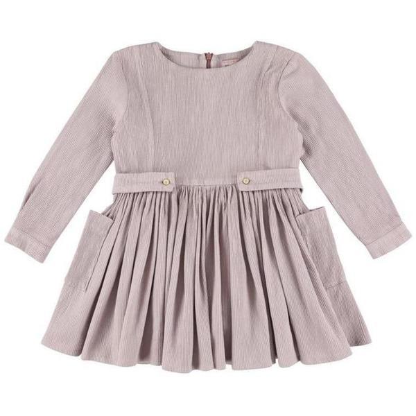 kids morley emil dress - crocus