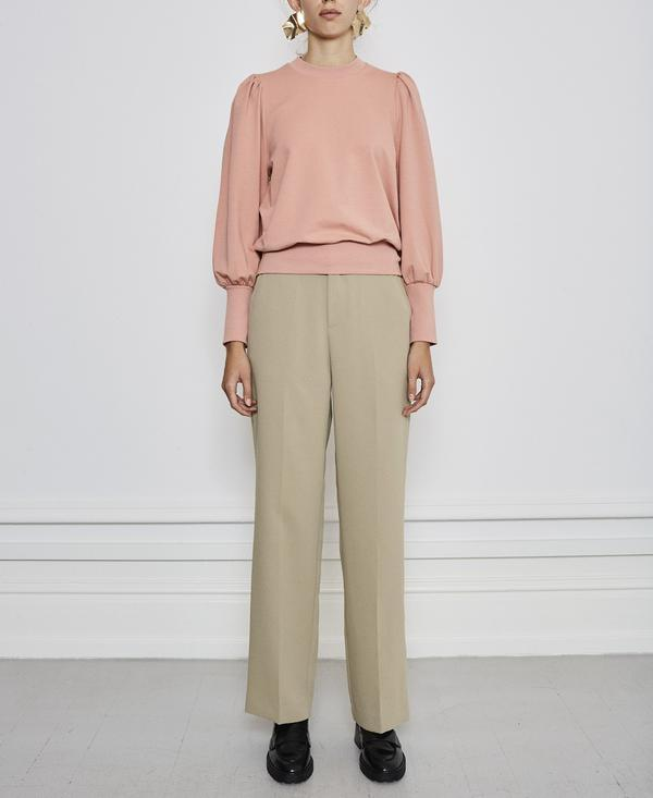 Notes du Nord Oxford Sweatshirt - ROSE SHADOW