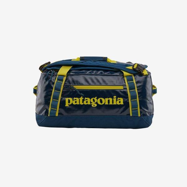 Patagonia Black Hole® 40L  Duffel Bag - Crater Blue