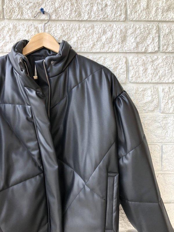 Sea Ny Vegan Leather Jacket
