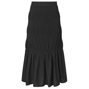 Just Female Lucille Maxi Skirt - Black