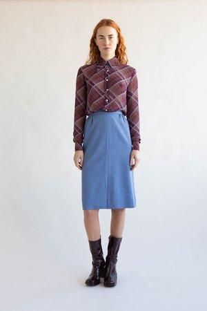 WOLF & GYPSY VINTAGE Chloé Skirt Suit
