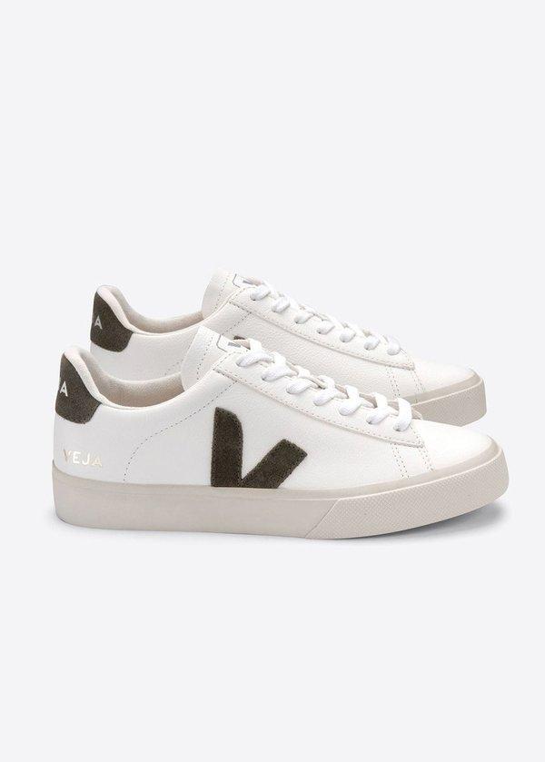 VEJA Campo Sneakers - Extra White/Khaki
