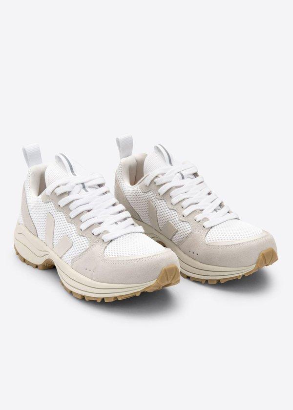 VEJA Venturi Alveomesh Sneakers - White Pierre/Natural