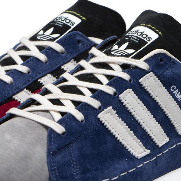 adidas Consortium x Recouture Campus 80s SH - Dark Blue