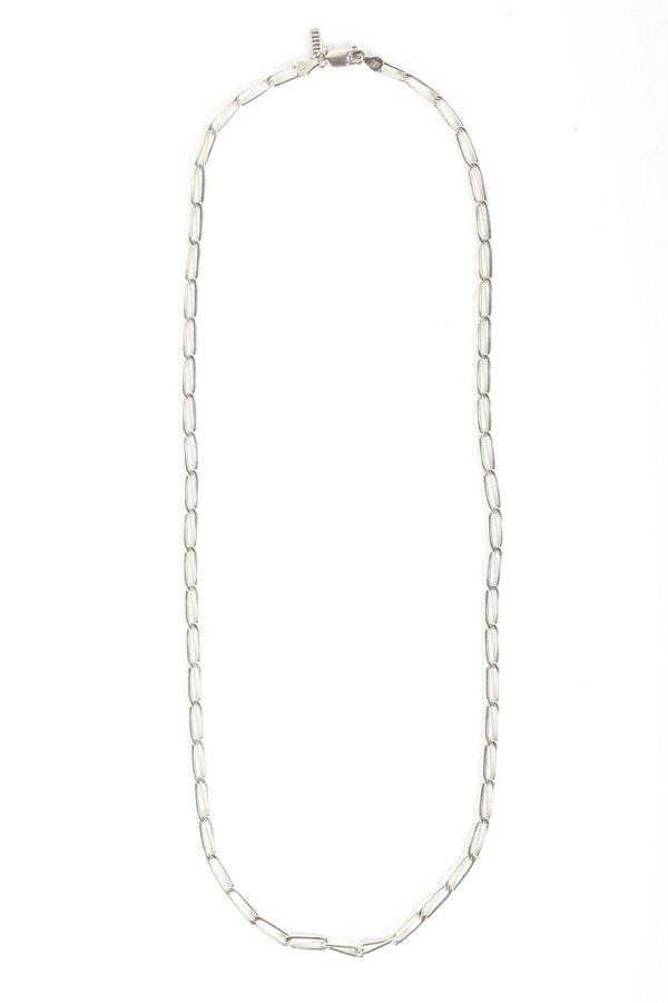 Machus Long Link Cuban Necklace